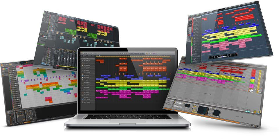 Daw templates for ableton livelogic proflstudio one maxwellsz